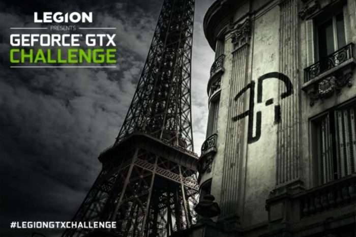 Lenovo Legion prezentuje rozgrywki GeForce GTX Challenge: 8 meczów, 8 krajów, 2 dni, 1 zwycięzca. Start już 18 listopada 2017!
