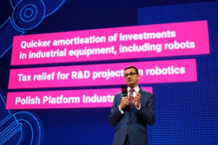 Start Polskiej Platformy Przemysłu 4.0 coraz bliżej. Polska w ślad za Chinami wesprze cyfryzację przemysłu w ramach nowego projektu ministra Morawieckiego.