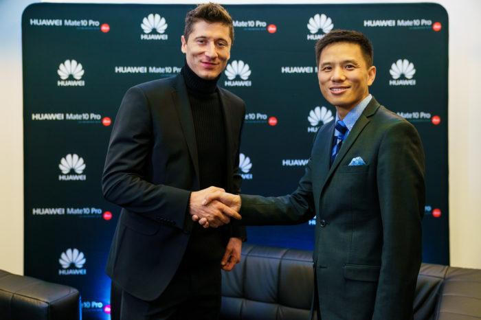Huawei chce być liderem polskiego rynku smartfonów. Premiera Huawei Mate 10 Pro, pierwszego na świecie urządzenie opartego na sztucznej inteligencji.