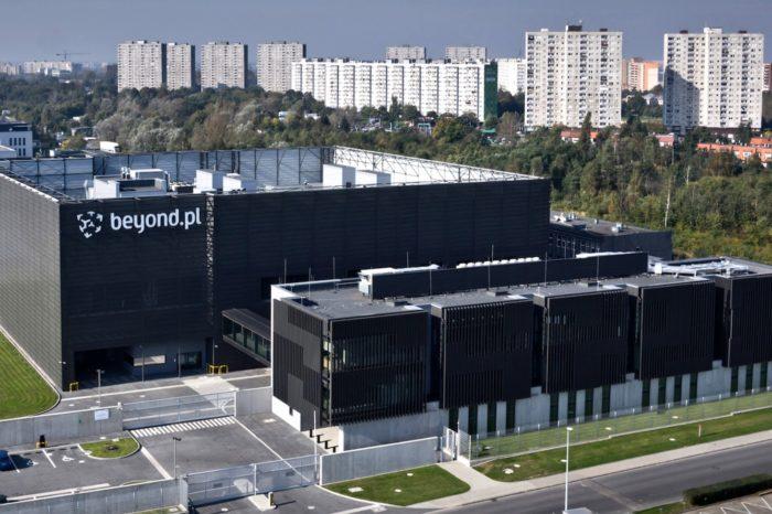 Beyond.pl zgodny z PCI DSS - Beyond.pl Data Center 2 otrzymało oficjalny status PCI DSS Certificate of Compliance.