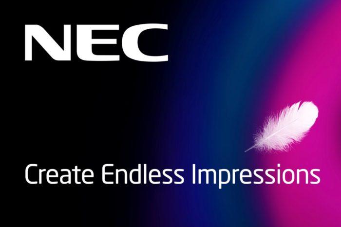 NEC Display Solutions podczas targów ISE 2018 w Amsterdamie, zaprezentuje swoje najnowsze produkty do wyświetlania obrazu – Create Endless Impressions.