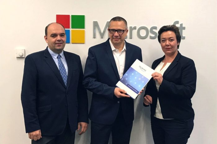 Qumak i Microsoft tworzą wspólną ofertę z zakresu cyberbezpieczeństwa i inteligentnych rozwiązań chmurowych.