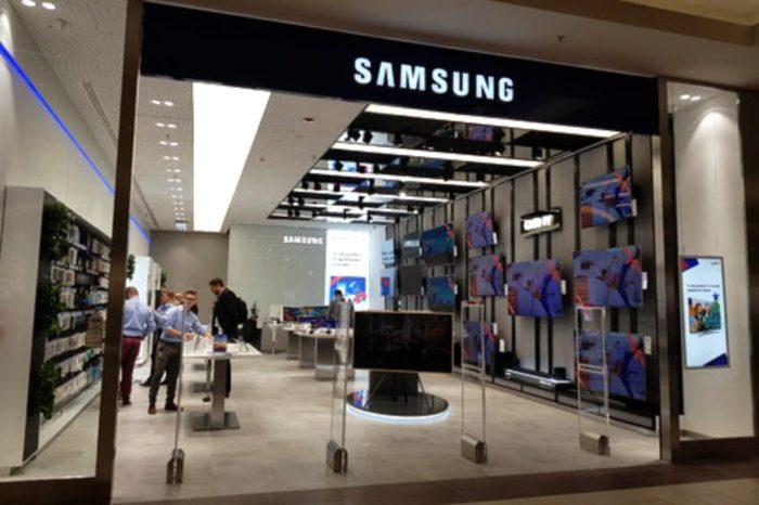 Samsung otworzył już 20-sty Brand Store w Polsce - Najnowszy salon otwarto w warszawskiej Galerii Mokotów.