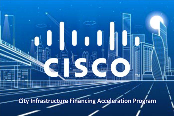 Cisco ogłosiło globalny program finansowego wsparcia dla miast, które planują wdrożenie technologii Smart City - fundusz w wysokości 1 miliarda USD.