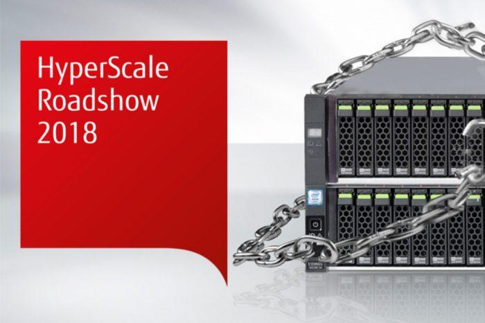 HyperScale Roadshow 2018: Fujitsu i Commvault powiedzą, jak chronić dane oraz wdrożyć zabezpieczenia określone w ramach RODO.