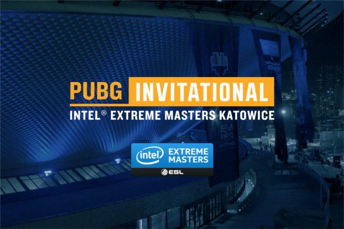 ESL poinformował, że podczas Intel Extreme Masters World Championship Katowice 2018 odbędzie się turniej w PUBG z pulą nagród 50 tys. dolarów.