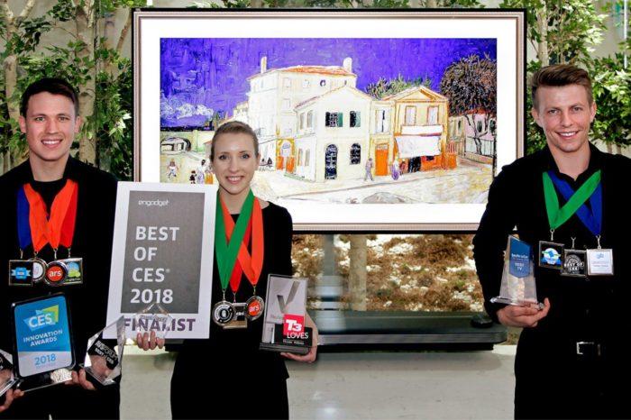 LG Electronics zdobyło ponad 90 nagród podczas targów CES 2018 w Las Vegas w kategoriach sprzętu AGD i RTV oraz urządzeń mobilnych.