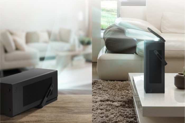 CES 2018: Pierwszy projektor 4K UHD od LG wyróżniony nagrodą za INNOWACYJNOŚĆ – Uniwersalna budowa oraz zachwycająca jakość obrazu.
