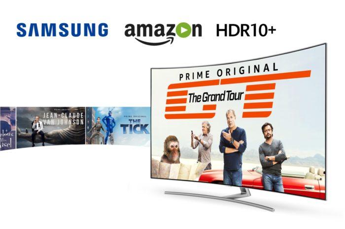 Amazon Prime Video jako pierwszy serwis streamingowy, wdraża standard HDR10+ dostępny we wszystkich telewizorach Samsung UHD z 2017 roku.