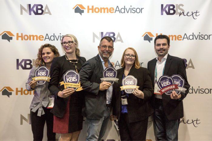 Samsung podczas Kitchen and Bath Industry Show 2018 zdobywa nagrodę Best of KBIS 2018, w tym w kategorii Smart Home Technology.