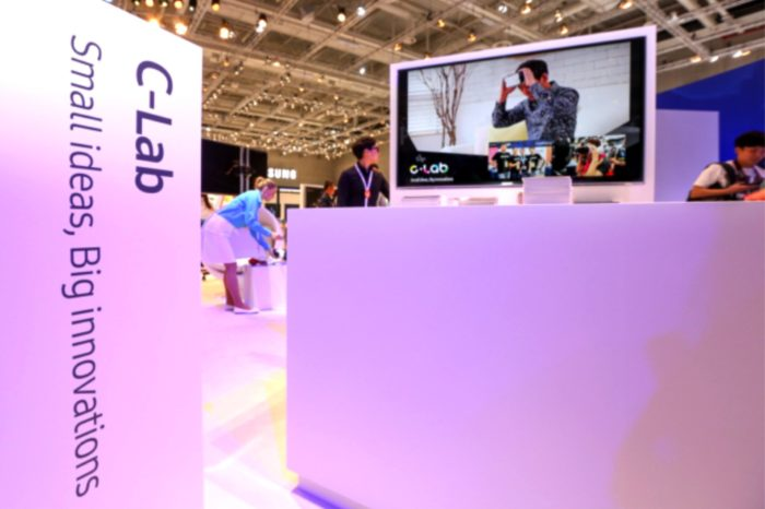 Samsung Electronics podczas targów CES 2018 zaprezentuje trzy innowacyjne projekty opracowane w ramach programu C-Lab (Creative Lab).