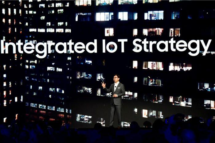 Sztuczna inteligencja, która zrewolucjonizuje codzienne życie - Samsung dąży do pełnej integracji urządzeń w ramach całego ekosystemu SmartThings.