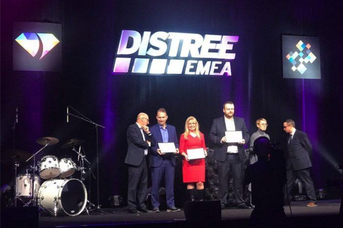 """ABC Data z jedną z najważniejszych nagród branżowych """"Central and Eastern Europe Consumer Tech Distributor of the Year"""" przyznaną przez Akademię Channel EMEA."""