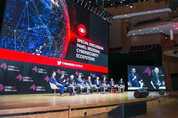 CYBERSEC Forum 2017 – Najważniejsze wyzwanie dla bezpieczeństwa cyfrowego w 2018 roku – Musimy zwiększyć inwestycje w cyberbezpieczeństwo.
