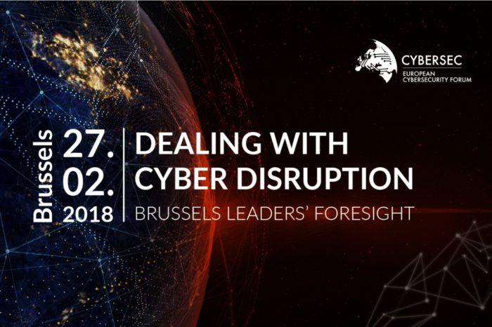 27 lutego w Brukseli Instytut Kościuszki zorganizuję debatę liderów, czyli CYBERSEC – Brussels Leaders' Foresight!