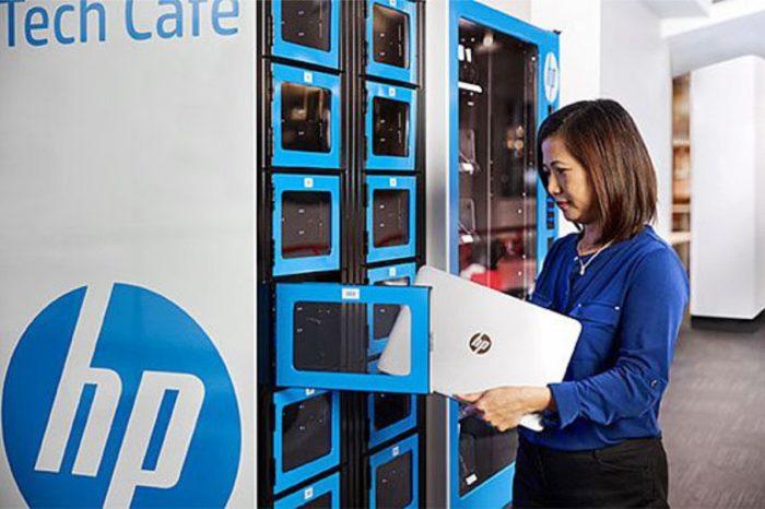 HP Inc. przedstawiła nową ofertę rozwiązań Device as Service (DaaS) dla klientów i partnerów - wsparcie działów IT poprzez HP Tech Café Market.