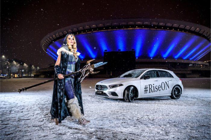 Mercedes-Benz wspiera esport jako partner turnieju ESL One w Katowicach – pierwszego w Polsce turnieju klasy Major w grę wideo Dota 2.