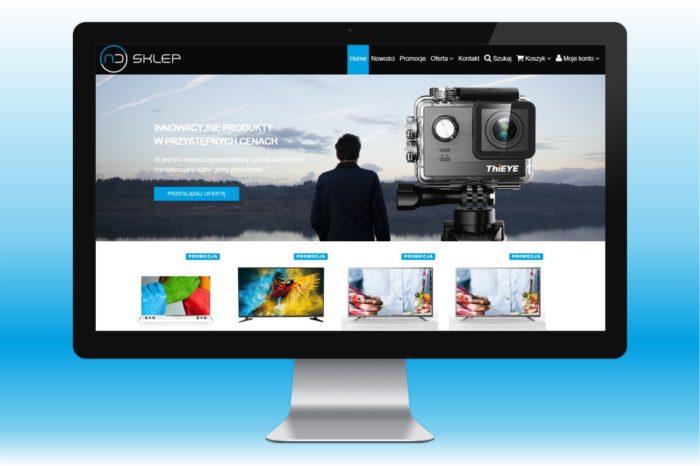Nelro Data SA w restrukturyzacji otwiera nowy sklep internetowy, w którym znaleźć można innowacyjne produkty w przystępnych cenach.