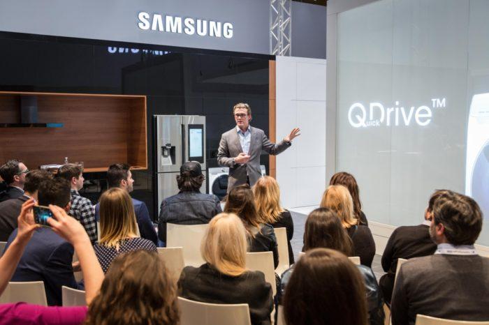 Samsung podczas corocznego Forum Europejskiego zaprezentował nowe, inteligentne i innowacyjne urządzenia, które odzwierciedlają nasz styl życia.