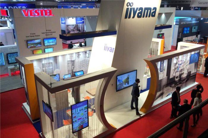 """iiyama podczas tegorocznej edycji targów ISE, zaprezentuje szereg nowości - Interaktywne wyświetlacze LFD, monitory dotykowe oraz monitory 4K o przekątnej 98"""""""