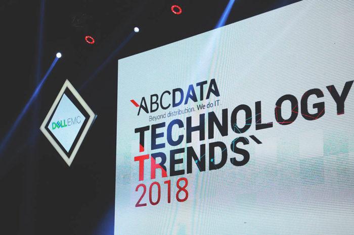 Za nami druga edycja ABC Data Technology Trends 2018, unikatowego wydarzenia technologicznego - Czyli jak wykorzystać nowe technologie!