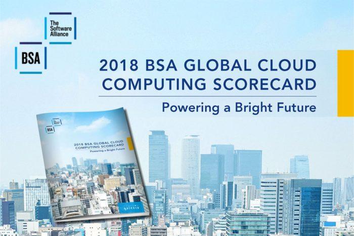 Badanie BSA Global Cloud Computing Scorecard 2018: Polska 11-stym najbardziej przyjaznym chmurze rynkiem na świecie, wśród 24 czołowych, światowych gospodarek IT.