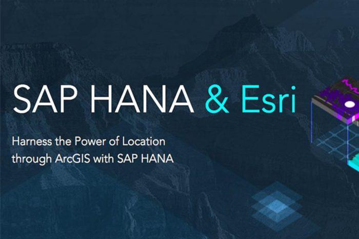 Esri, lider w obszarze rozwiązań do analiz przestrzennych (GIS) i SAP dostawca rozwiązań ERP, CRM i BI, zacieśniły współpracę w obszarze wsparcia platformy SAP HANA.