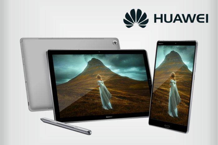 Huawei liderem sprzedaży tabletów w Polsce - W ofercie dostępny jest już najnowszy tablet Huawei MediaPad M5 10.