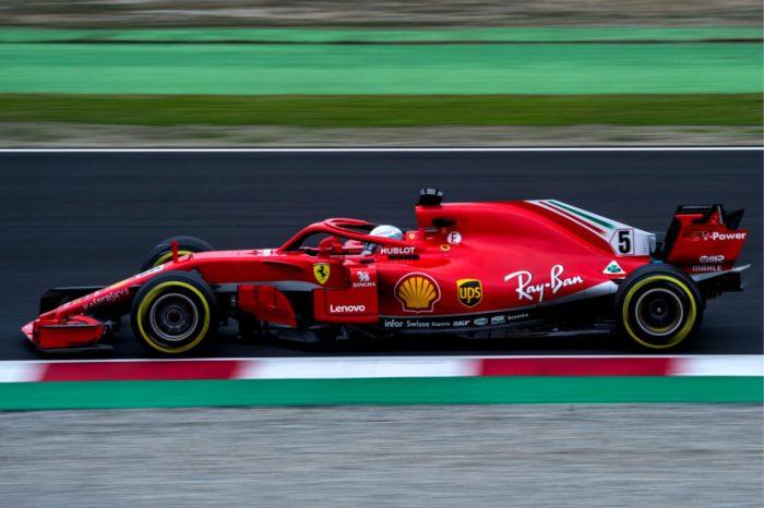 Lenovo nawiązało wieloletnią współpracę sponsoringową z zespołem Formuły 1 - Scuderia Ferrari, począwszy od rozpoczętego właśnie sezonu 2018.