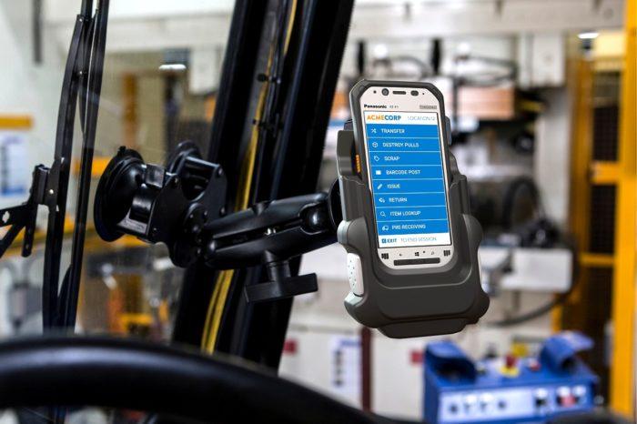 Panasonic i StayLinked współpracują nad rozwiązaniami mobilnymi z serii Toughbook i Toughpad dla sektora produkcji i logistyki.