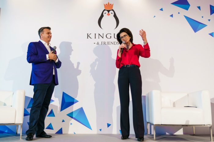 Anna Streżyńska dołączyła do grupy doradców projektu Kinguin ICO, będzie wspierać przejście platformy na technologię blockchain - Rozpoczęto już przedsprzedaż tokenów