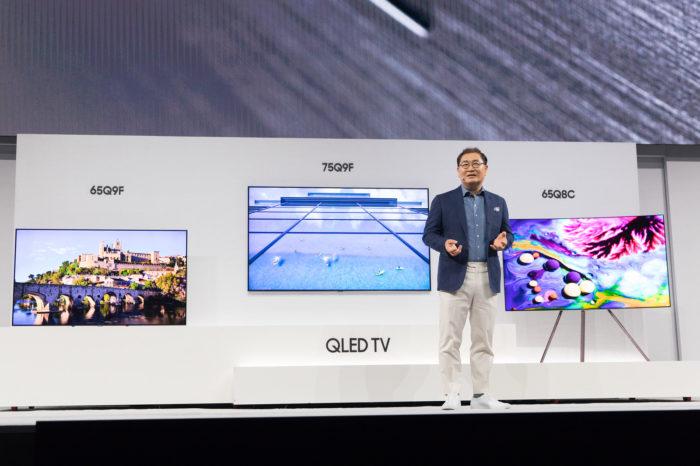 Ewolucja QLED TV, czyli co nowego zaoferują flagowe telewizory Samsung w 2018 roku. Czy niczym kameleony – dopasują się do stylu życia i przestrzeni użytkowników?