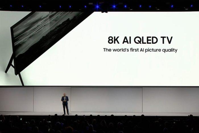 Sztuczna inteligencja napędza rewolucję obrazu i dźwięku w telewizorach - Technologia sztucznej inteligencji firmy Samsung łączy jakość obrazu zbliżoną do 8K (7680 x 4320).