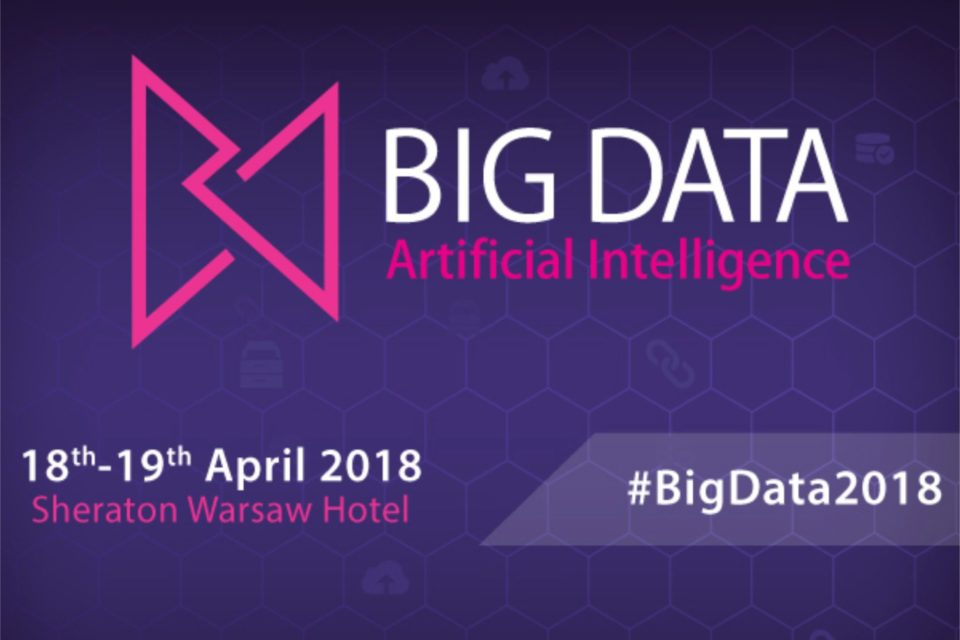 Big Data stanowi klucz do sukcesu w dynamicznie zmiennym środowisku biznesowym – VIII edycja Big Data & AI Congress odbędzie się już 18-19 kwietnia 2018 r. w Hotelu Sheraton w Warszawie.