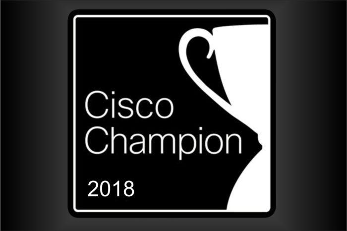 Cisco ogłosiło start programu Cisco Champions - uzupełnienie programu partnerskiego, przeznaczony dla kadry zarządzającej firm partnerskich oraz najbardziej utalentowanych menedżerów.
