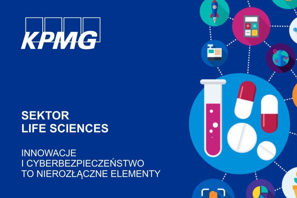 """Cyberbezpieczeństwo wyzwaniem dla sektora life sciences - wyniki raportu KPMG International """"Sektor life sciences – innowacje i cyberbezpieczeństwo to nierozłączne elementy"""""""