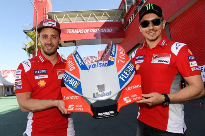Lenovo partnerem technologicznym Ducati - podpisano wieloletnią umowę sponsoringową z zespołem Ducati uczestnikiem motocyklowych mistrzostwach świata MotoGP.