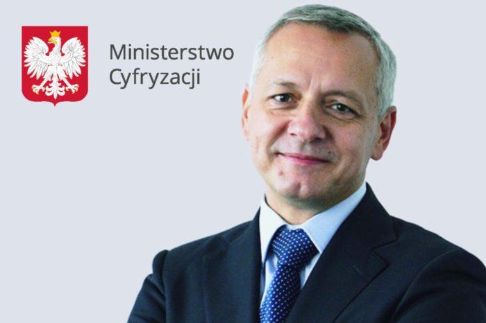 Marek Zagórski - Sekretarz Stanu w Ministerstwie Cyfryzacji powołany na stanowisko Ministra Cyfryzacji w rządzie Premiera Mateusza Morawieckiego.