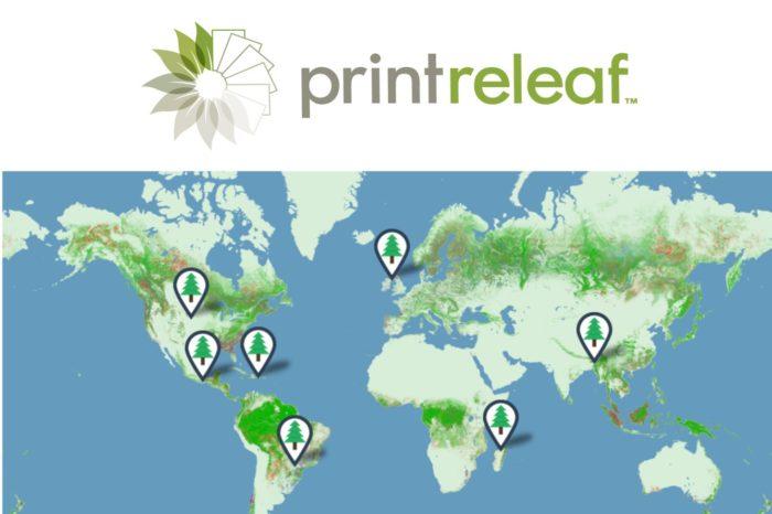 Xerox z PrintReleaf (platforma, która monitoruje konsumpcję papieru i przelicza ją na liczbę drzew) pomogą klientom osiągnąć cele zrównoważonego rozwoju.