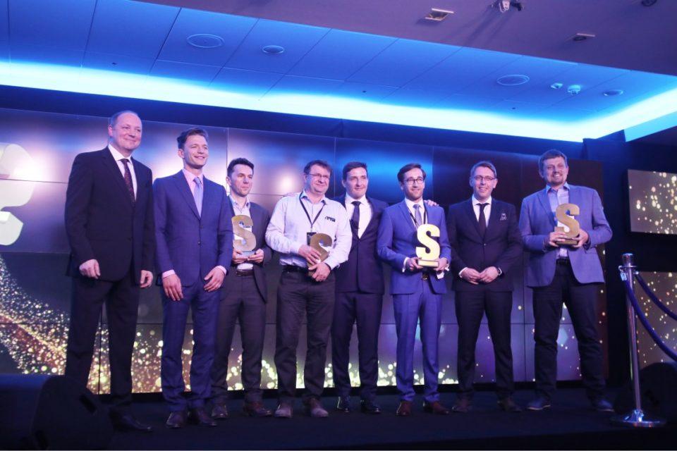 Samsung podczas konferencji dla partnerów biznesowych Samsung Cannel Meeting 2018, uhonorował najlepsze firmy partnerskie.