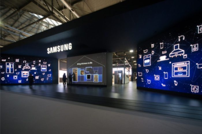 Samsung prezentuje najnowsze inteligentne urządzenia na targach EuroCucina 2018 - Prezentowane urządzenia cechują się inteligentną łącznością i najwyższej klasy wzornictwem.