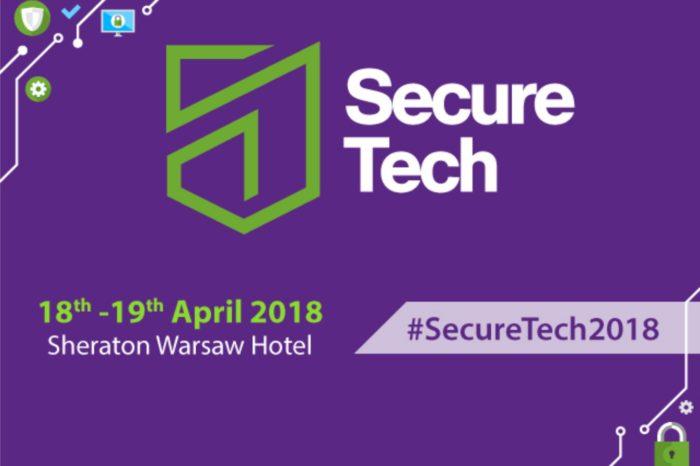 Bezpieczeństwo w cyberprzestrzenii wyzwaniem działalności biznesowej – II edycja SecureTech Congress odbędzie się już 18-19 kwietnia 2018 r. w Hotelu Sheraton w Warszawie.