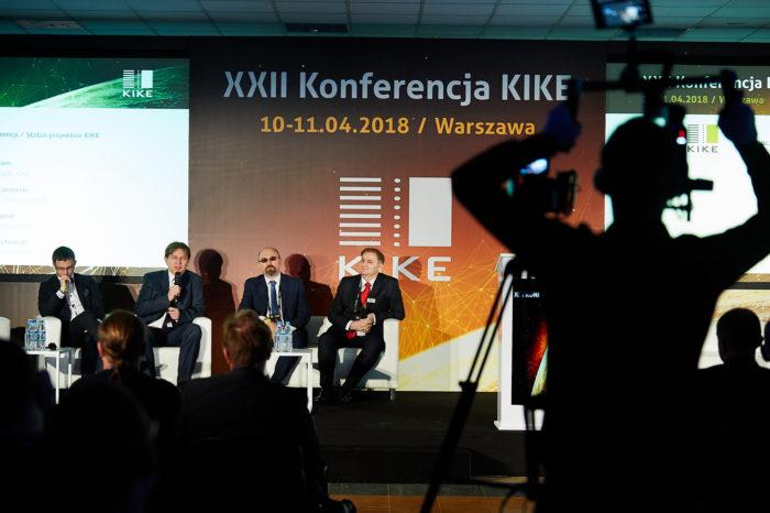 XXII Konferencja Krajowej Izby Komunikacji Ethernetowej (KIKE) - Przede wszystkim o pieniądzach i o zmianach w prawie, czyli o najbardziej aktualnych wyzwaniach, zagadnieniach i problemach dotyczących branży.