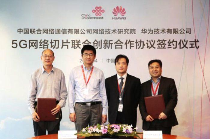 Huawei podpisał umowę z China Unicom dotyczącą warstwowania sieci 5G (network slicing) - Wspólny rozwój i zastosowanie na rybkach wertykalnych takich jak gry VR/AR, Internet pojazdów (IoV) czy w Internet przedmiotów (IoT).