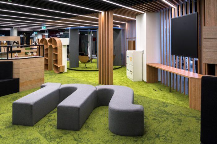 Technologie Cisco pomogły mBankowi w stworzeniu miejsca pracy przyszłości w jednej z najnowocześniejszych przestrzeni biurowych w Polsce – Przystanku mBank.