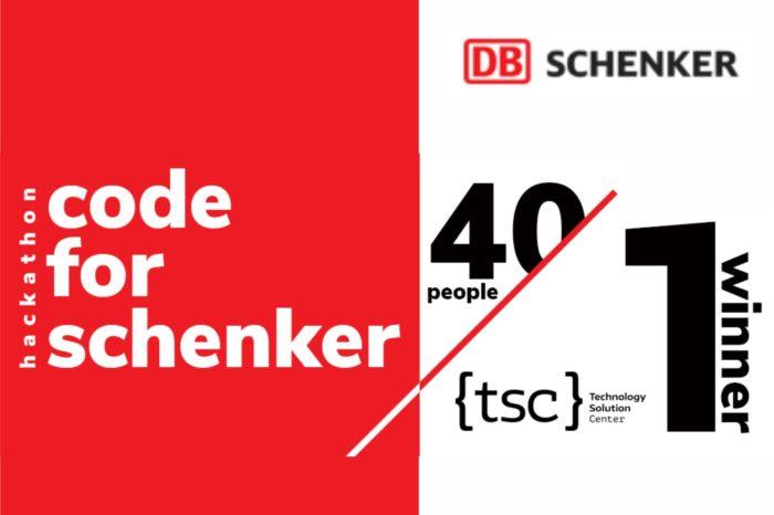 Technology Solution Center, spółka technologiczna z Grupy DB Schenker, zaprasza programistów w najbliższy weekend Hackathon Code4Schenker.