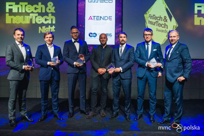 FinTech & InsurTech Digital Congress - Podczas Wielkiej Gali FinTech & InsurTech Night zostały przyznane nagrody w konkursie FinTech & InsurTech Awards.