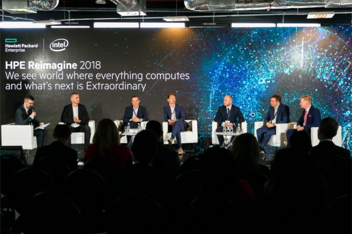 """HPE Reimagine 2018 """"We See a World Where Everything Computes"""" - za nami jedno z najbardziej prestiżowych wydarzeń gromadzi specjalistów i ekspertów ze świata IT."""