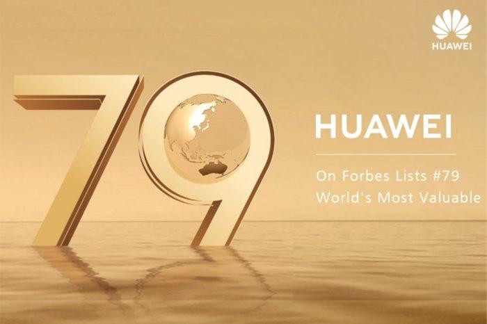 Huawei awansuje w rankingu najbardziej wartościowych marek według Forbes, z wartością na poziomie 8,4 mld USD, co daje wzrost o 15% w ujęciu rok do roku.