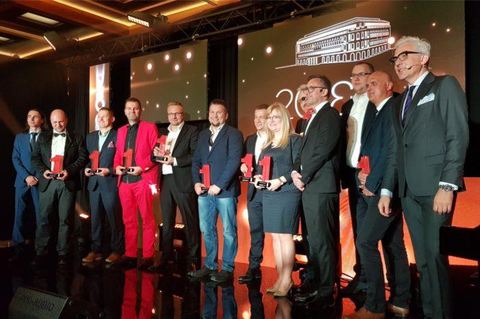 LENOVO podczas uroczystej gali LENOVO TOP PARTNERS AWARD 2018 nagrodziło swoich najlepszych partnerów biznesowych (Fotorelacja).